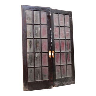 French Doors - A Pair