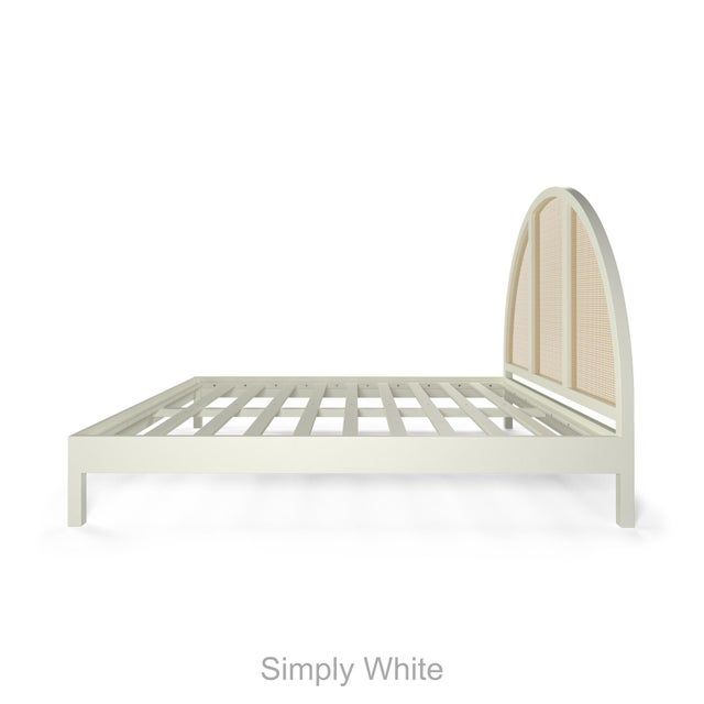Contemporary Eva Bed - King - Coral Gables For Sale - Image 3 of 5