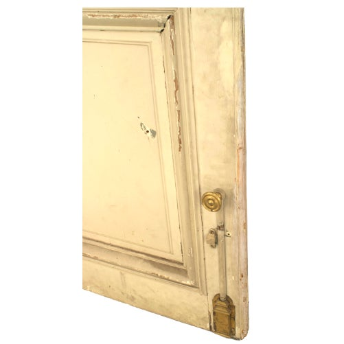 Late 19th Century Set of Eight Louis XV Style Parcel-Gilt Doors With Ormolu Finishes For Sale - Image 5 of 7