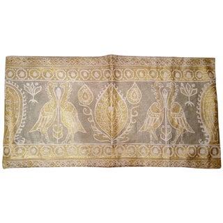 Ostrich Sateen Linen Pillow Cover For Sale