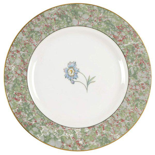 1990 Humming Birds by Wedgwood Bread & Butter Plates - Set of 6 For Sale In Palm Springs - Image 6 of 6