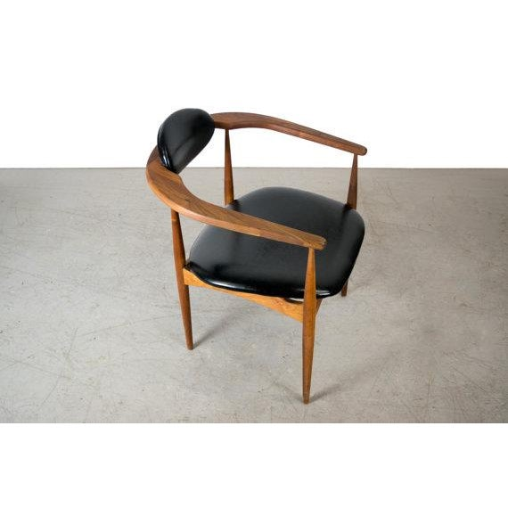 Adrian Pearsall Style 950-C Chairs - Set of 4 - Image 3 of 4