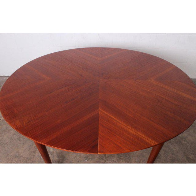 Dining Table by Finn Juhl for Baker For Sale In Dallas - Image 6 of 13