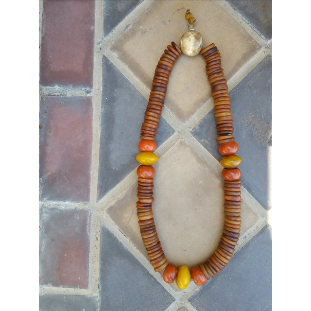 String of African Amber Beads - Image 2 of 6