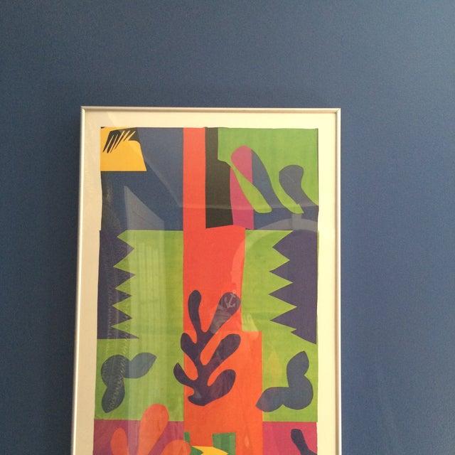 Framed Matisse La Vis, Poster 1977 - Image 6 of 7
