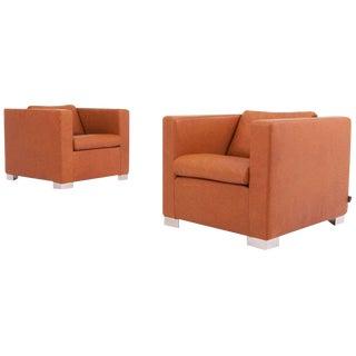 "Minotti ""Suitcace"" Armchair, Rodolfo Dordoni, 1990s For Sale"
