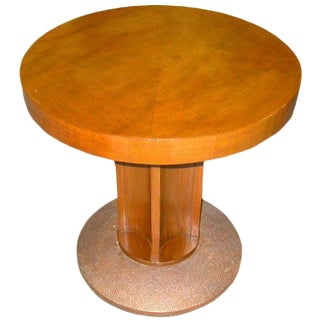 Side Table attributed to Hoffmann For Sale
