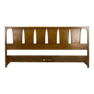 Red Lion Furniture Co. Walnut King Size Headboard