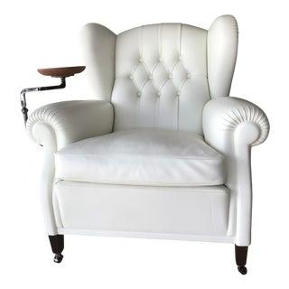 "Poltrona Frau ""1919 Model"" Arm Chair For Sale"