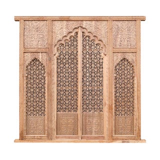 Amazing Carved Architectural Moorish Facade For Sale