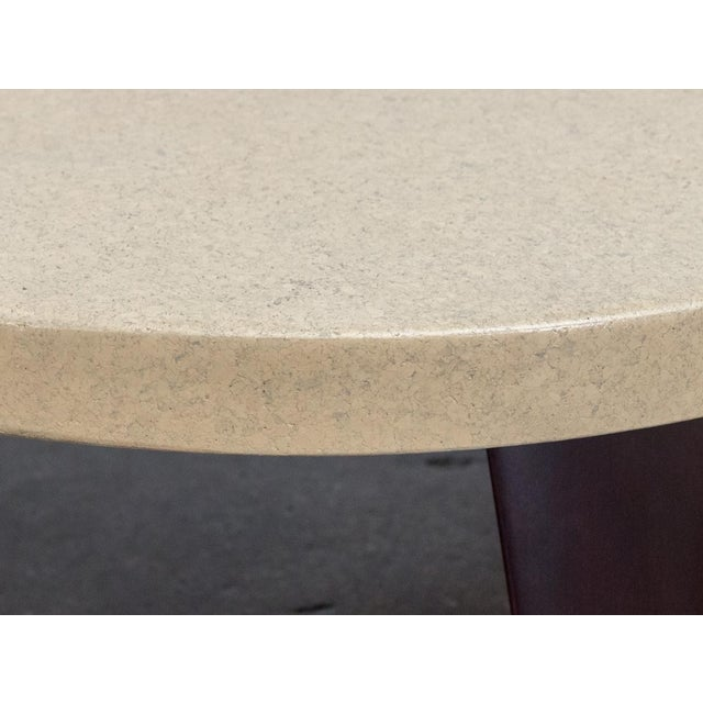 """Paul Frankl """"Big Foot"""" Model #5028 Table For Sale - Image 9 of 10"""