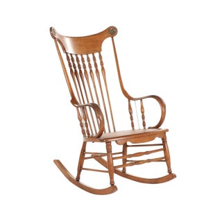 Vintage Amp Used Antique Rocking Chairs For Sale Chairish
