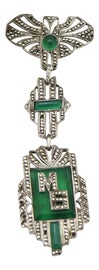 Image of Art Deco Brooches