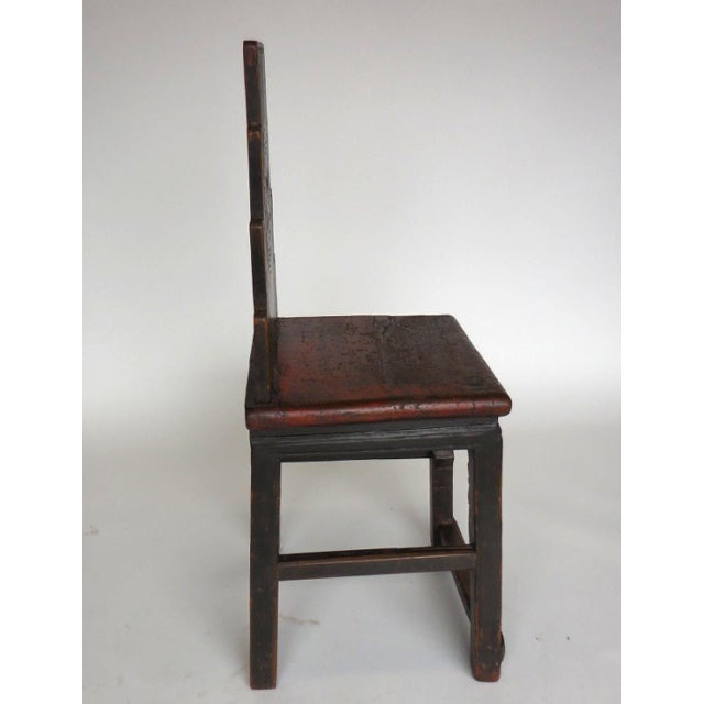 Early 19th Century 19th Century Chinese Chair For Sale - Image 5 of 10