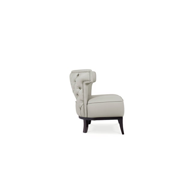 Modern Kansas Armchair From Covet Paris For Sale - Image 3 of 8