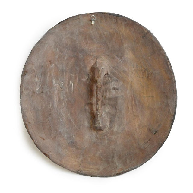 African Zulu Shield For Sale - Image 3 of 4