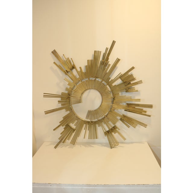 1980s Curtis Jere Retro Modern Abstract Wall Sculpture For Sale - Image 11 of 13