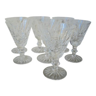 Waterford Crystal Port Glasses - Set of 7 For Sale