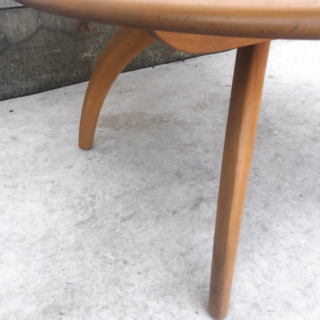 Mid-Century Coffee Table by Heywood Wakefield For Sale - Image 12 of 13