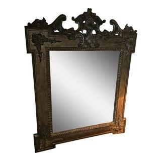 Maitland Smith Wood Framed Mirror