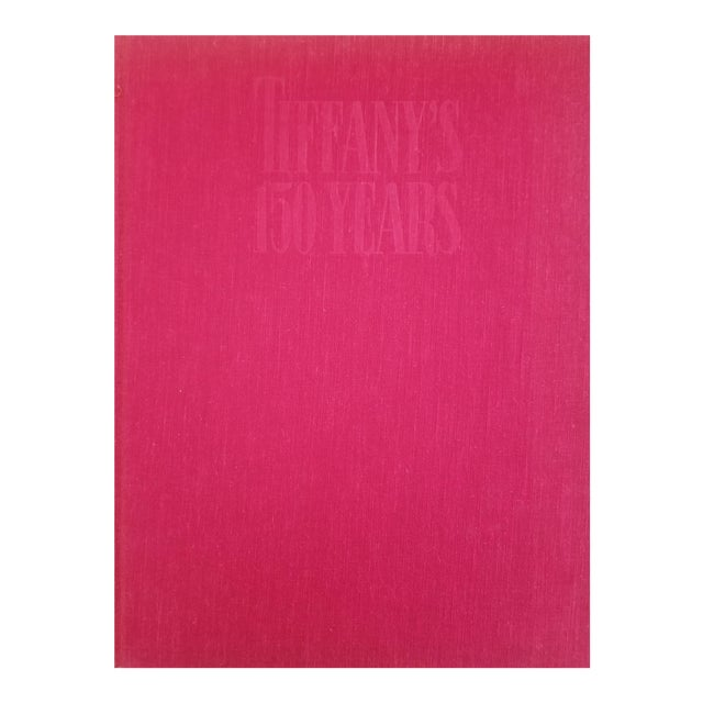 Tiffany's 150 Years by John Loring, First Edition 1987 For Sale