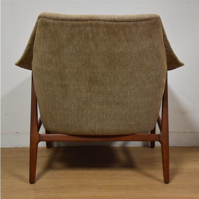 Danish Teak Lounge Chair - Image 7 of 10