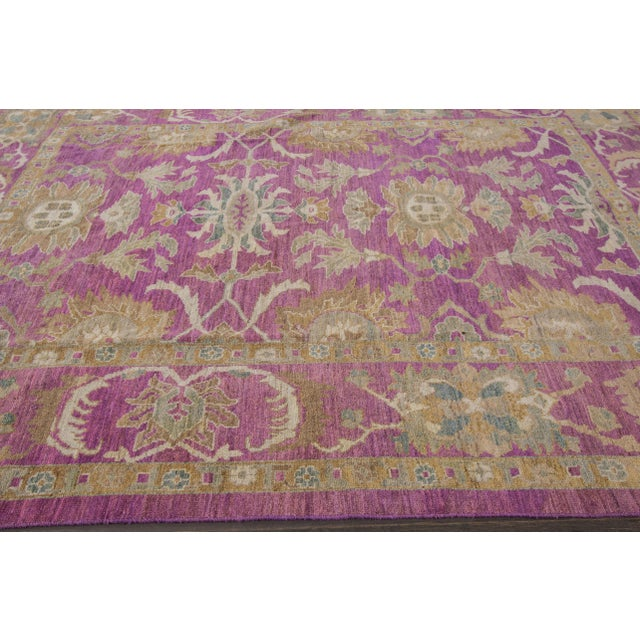 "Wool Sultanabad Rug - 8' x 10'6"" - Image 2 of 7"
