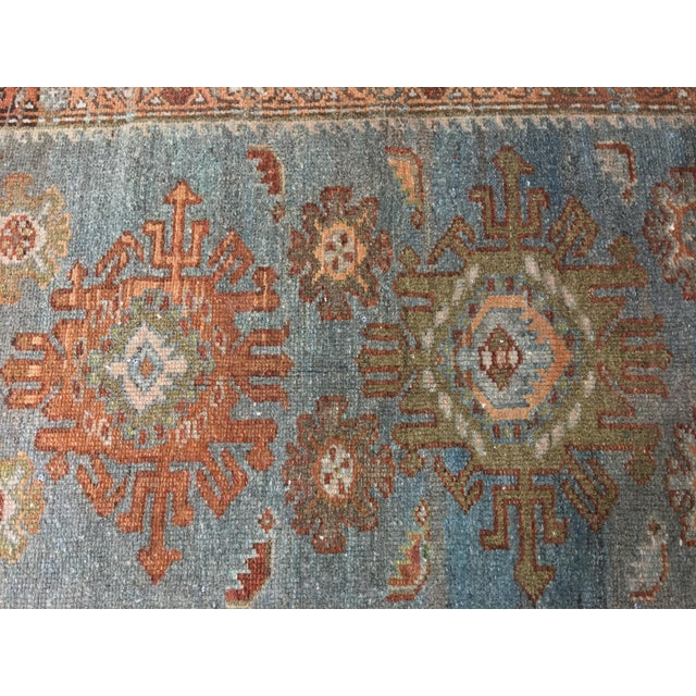 Antique Persian Malayer Runner - 2′10″ × 19′ - Image 5 of 11