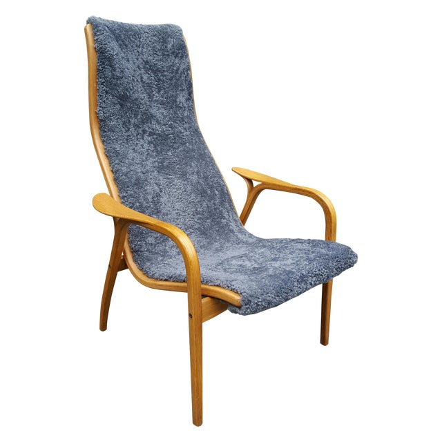 Swedese Swedish Lamino Lounge Chair - Image 1 of 7