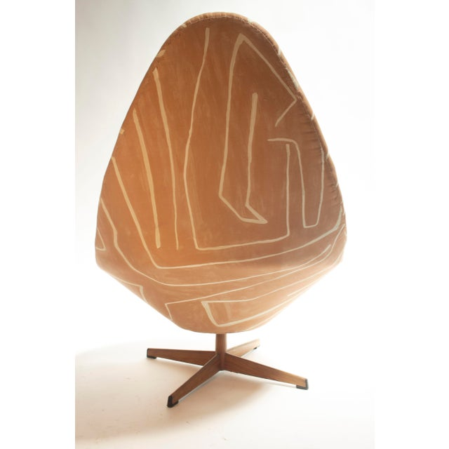 Mid-Century Modern Farstrup Organic Tongue Lounge Chairs - a Pair For Sale - Image 3 of 6