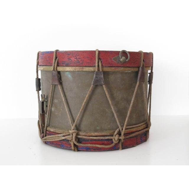 18th-Century Antique Drum - Image 3 of 8