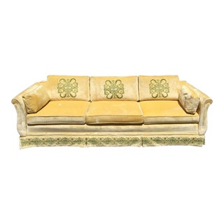 Vintage Highland House of Hickory Sofa