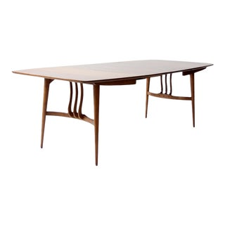 Mid-Century Dining Table For Sale
