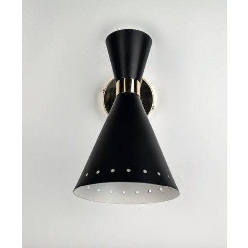 Contemporary Stilnovo Wall Sconce Serie C2020 - 1958 Parete 1 Luci For Sale - Image 3 of 3