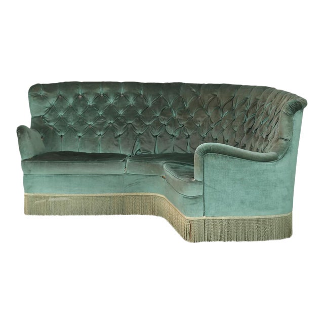 Arredamento Borsani Borsani Sofa Abvaredo Production of the 40s For Sale