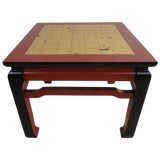Image of 20th Century Ming-Style Painted Side Table For Sale