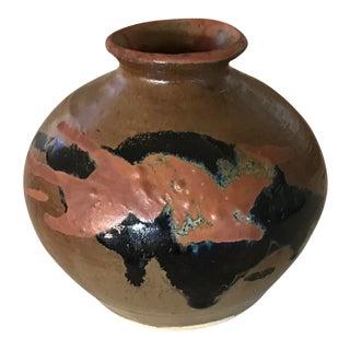 Signed Veta Carr Vase For Sale