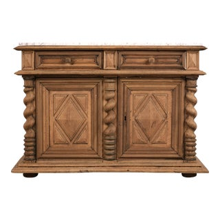 Late 18th Century French Renaissance-Style Sideboard