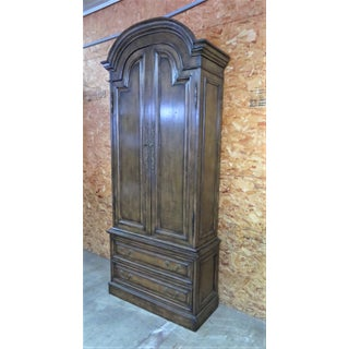 Italain Provincial Style Armoire Preview