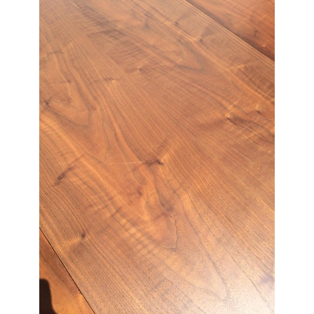 Mid-Century Dining Table by Kipp Stewart For Sale In Raleigh - Image 6 of 7