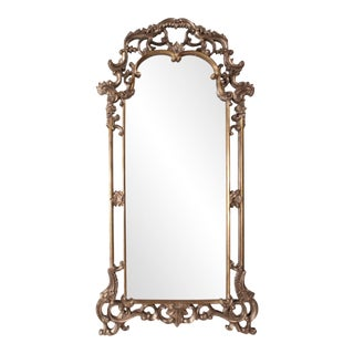Howard Elliott 92024 Imperial Molten Bronze Floor Mirror