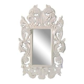 Large Baroque Framed Mirror in the Manner of Dorothy Draper