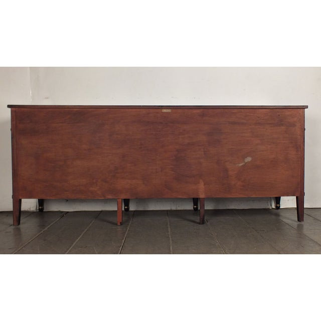 1960s Vintage Hollywood Regency Credenza/Server - Image 10 of 10