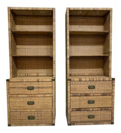 Image of Boho Chic Storage Cabinets and Cupboards