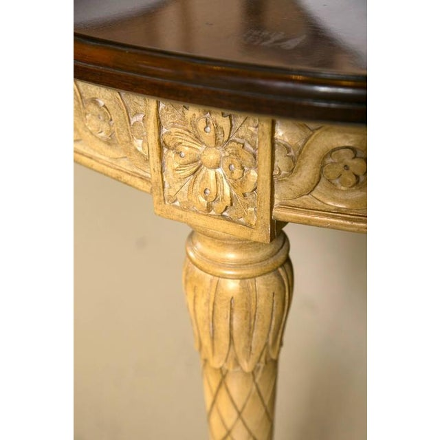 Louis XVI Style Dining Table, Manner of Jansen - Image 6 of 10