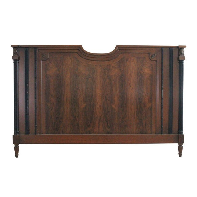 French Empire King Headboard - Image 1 of 3