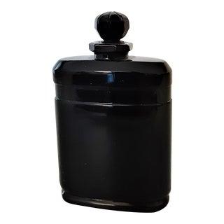 Vintage 1930s Caron Nuit De Noel Baccarat Style Perfume Bottle For Sale