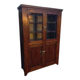 Early 19th Century Farmhouse Cupboard