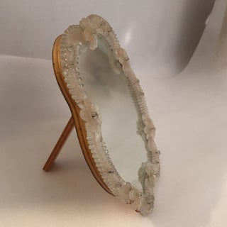 Venetian Glass Vanity Mirror on Stand Preview