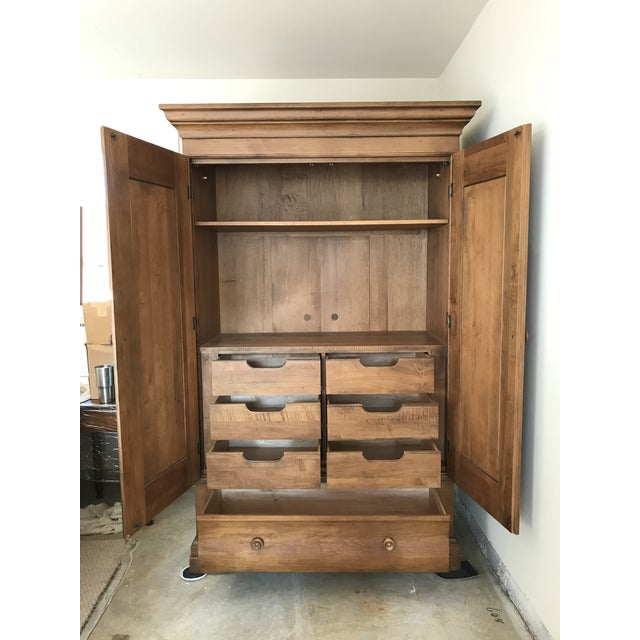Ethan Allen New Country Armoire For Sale In Washington DC - Image 6 of 11